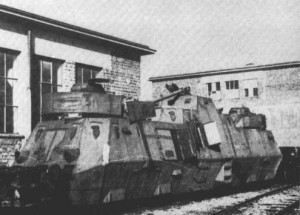 WWII Captured PanzerJager-Triebwagen 51 at factory in Germany, 1945~3