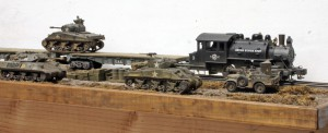 (Photo No. 2990) DIORAMA DEMO 1._WWII FORWARD RAIL-HEAD OFF-RAMP(cropped-right)