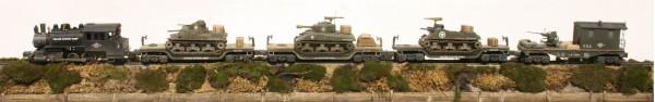 SET DEMO NO.1_WWII Armor Set Idea No.1