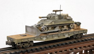 AV3B-FC3.2USA_M4A3(105) Sherman Tank with Dozer Attachment~2_3263
